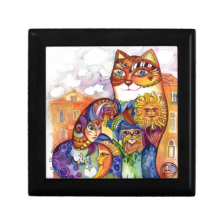 Venice cat gift box