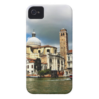 Venice church during the daytime Case-Mate iPhone 4 case