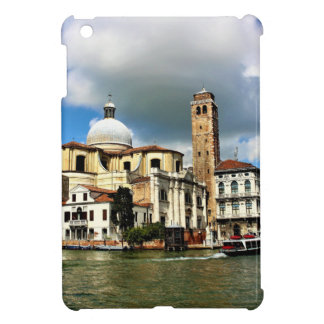 Venice church during the daytime iPad mini cover