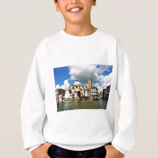 Venice church during the daytime sweatshirt
