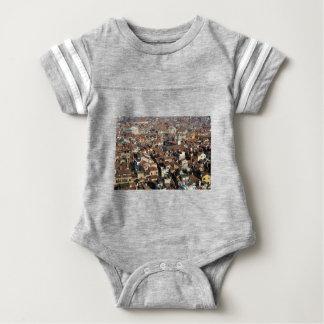 Venice City Skyline Baby Bodysuit