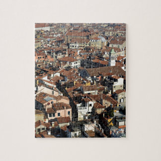 Venice City Skyline Jigsaw Puzzle