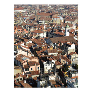 Venice City Skyline Letterhead