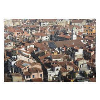 Venice City Skyline Placemat