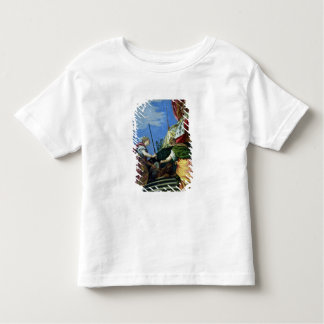 Venice enthroned between Justice and Peace Tees