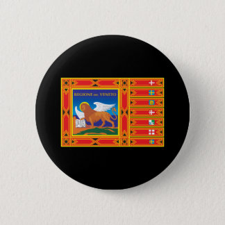 Venice Flag 2 Inch Round Button