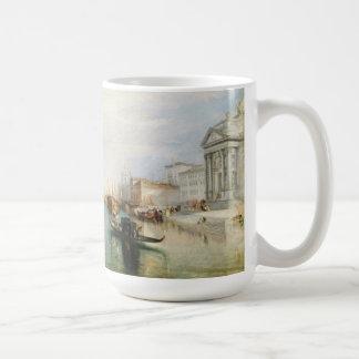Venice, from the Porch of Madonna della Salute Coffee Mug