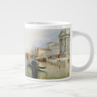 Venice, from the Porch of Madonna della Salute Large Coffee Mug