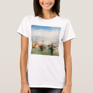 Venice, from the Porch of Madonna della Salute T-Shirt