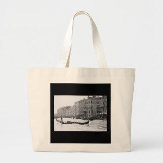 Venice Gondola Gondolier Grand Canal Bag Purse