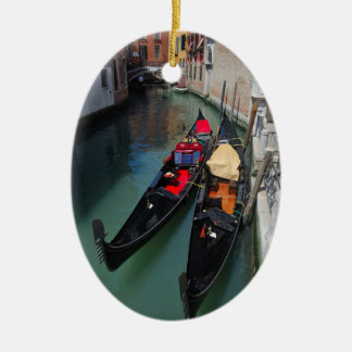 Venice Gondolas Ornament
