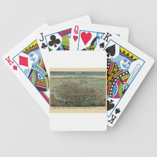 Venice Italy 1798 Bicycle Playing Cards