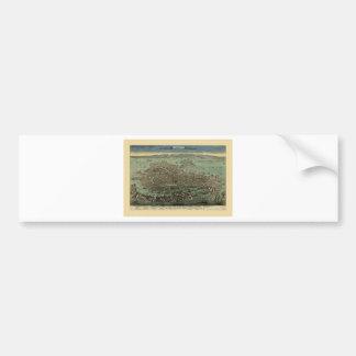 Venice Italy 1798 Bumper Sticker