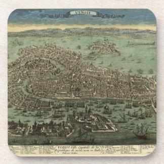 Venice Italy 1798 Coaster