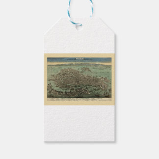 Venice Italy 1798 Gift Tags