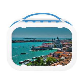 Venice, Italy - Aerial View Lunchboxes