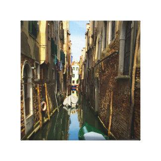 Venice, Italy Architecture Canvas