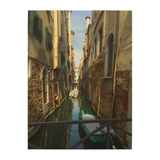 Venice, Italy Architecture Wood Wall Art
