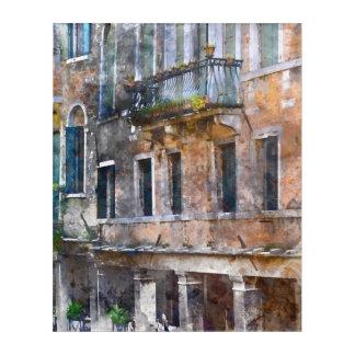 Venice Italy Buildings Acrylic Wall Art