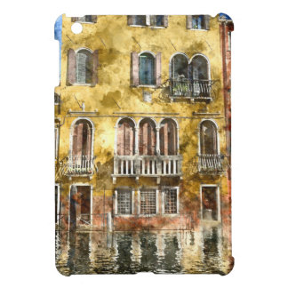 Venice Italy Buildings Cover For The iPad Mini