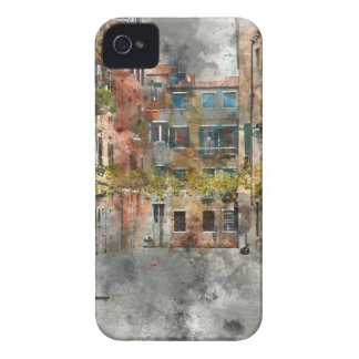 Venice Italy Buildings iPhone 4 Case-Mate Cases