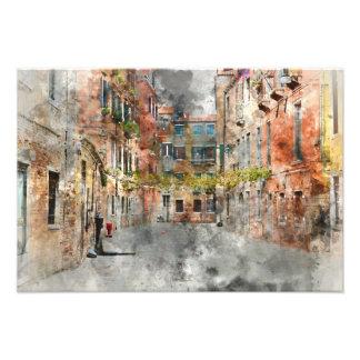 Venice Italy Buildings Photo Print