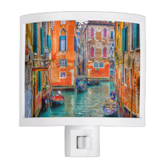 Venice Italy Canal Nite Lite