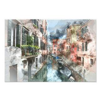Venice Italy Canal Photo
