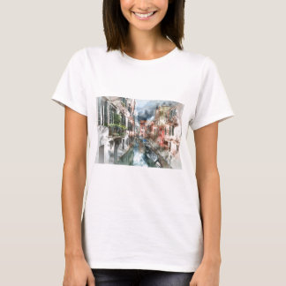 Venice Italy Canal T-Shirt