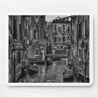 Venice italy gondola boat canal mouse pad