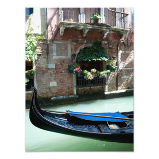 Venice,Italy - Gondola Detail Photo