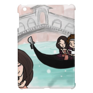 Venice Italy Gondola Ride iPad Mini Cover