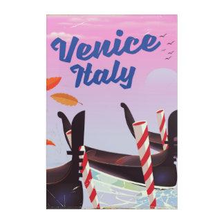 Venice Italy Gondola vacation print. Acrylic Print