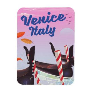 Venice Italy Gondola vacation print. Magnet
