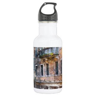Venice Italy Historic Buildings 532 Ml Water Bottle