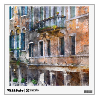 Venice Italy Historic Buildings Wall Decal