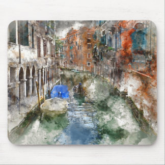 Venice Italy Mouse Pad
