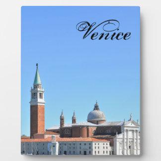 Venice, Italy Plaque