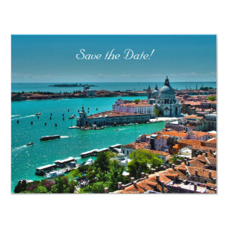 Venice, Italy Save-the-Date Cards