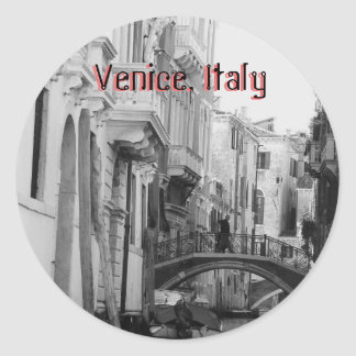 Venice, Italy sticker