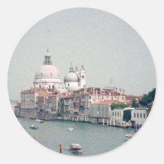 Venice, Italy - Stickers