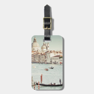 Venice, Italy   The Grand Canal Bag Tag