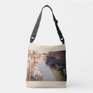 Venice landscape crossbody bag