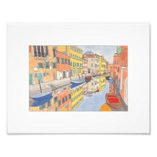 Venice Landscape Photo