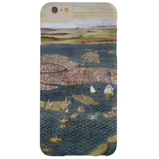 VENICE: MAP, 16TH CENTURY BARELY THERE iPhone 6 PLUS CASE
