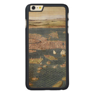 VENICE: MAP, 16TH CENTURY CARVED® MAPLE iPhone 6 PLUS CASE