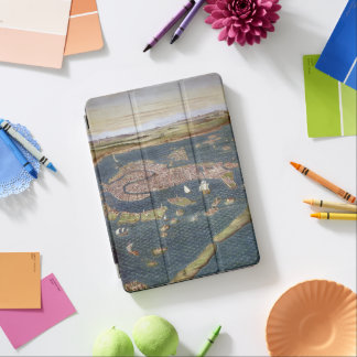VENICE: MAP, 16TH CENTURY iPad AIR COVER
