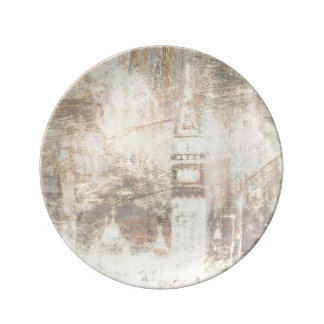 VENICE MUSE Beautiful Grunge Plate