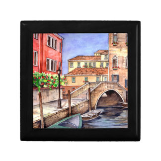 Venice - Pen & Wash Watercolor Gift Box