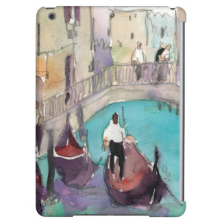 Venice Plein Air Cover For iPad Air